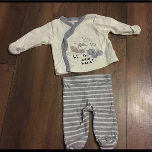 Baby Boy Outfit Newborn